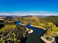 Chalupa Horní Orlice - Pastvinská přehrada - pronájem