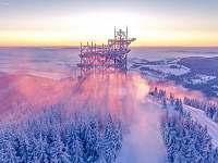 Chalupa Horní Orlice - Stezka v oblacích Dolní Morava, jen pár km od nás.. - k pronájmu
