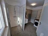 Koupelna podkroví - Červená Voda - Mlýnický Dvůr