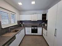 Kuchyň - apartmán k pronájmu Červená Voda - Mlýnický Dvůr