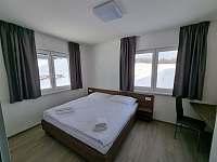 Ložnice přízemí - apartmán ubytování Červená Voda - Mlýnický Dvůr