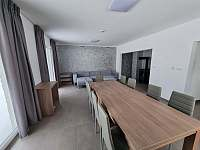 Obývací pokoj - apartmán k pronajmutí Červená Voda - Mlýnický Dvůr
