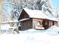 Chata k pronajmutí - zimní dovolená Sedloňov