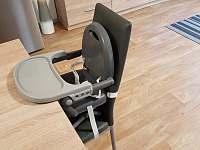 Dětská židlička, Apartmán Mařinka 201 - Říčky v Orlických horách