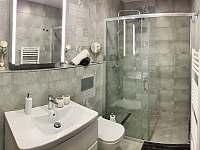 Koupelna, Apartmán Mařinka 201 - Říčky v Orlických horách