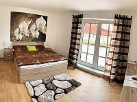 Ložnice, Apartmán Mařinka 201 - k pronájmu Říčky v Orlických horách