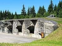 Tipy na výlet - Pevnost Hanička - Říčky v Orlických horách