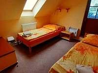 Pokoj č. 2 v apartmánu č. 1 - chalupa k pronajmutí Sudín