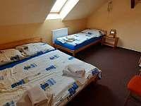 pokoj č. 3 v apartmánu č. 2 - chalupa k pronajmutí Sudín