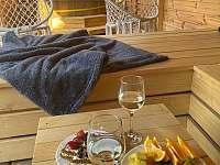 Relaxační zóna - pronájem chalupy Dolní Dobrouč