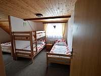 Pokoj č.7 - chata k pronájmu Deštné v Orlických horách