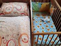 Pro nejmenší - chata k pronájmu Deštné v Orlických horách