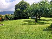 Zahrada - chata k pronájmu Deštné v Orlických horách