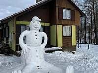 ubytování České Petrovice na chatě