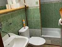 Koupelna - České Petrovice