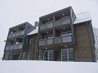 Apartmány se nacházejí v apartmánovém domě. - k pronájmu Říčky v Orlických horách