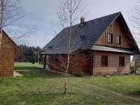 Roubenka Hanička - chalupa ubytování Panské Pole - Hanička - 2