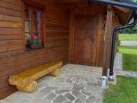 Roubenka Hanička - roubenka ubytování Panské Pole - Hanička - 9