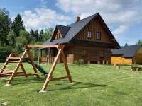 Levné ubytování Anenský vrch Chalupa k pronájmu - Panské Pole - Hanička