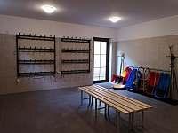 lyžárna - pronájem apartmánu Deštné v Orlických horách