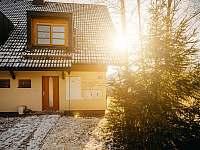 Horský apartmán U Lesa - apartmán k pronajmutí - 4 Říčky v Orlických horách
