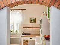 Ranní slunce v kuchyni - Osečnice