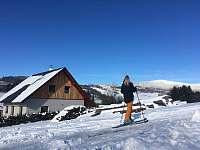 Vyrazit na skialpy směr vrcholky, můžete přímo od nás! - Velká Morava