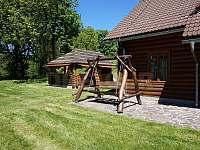 Houpačka - srub ubytování Těchonín - Celné