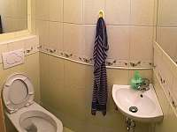 Záchod přízemí - Těchonín - Celné