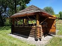 Zahradní domek - pronájem srubu Těchonín - Celné