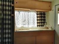Kuchyňka v přívěsu - Habřina