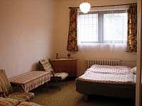 Pokoj pohled od dveří - apartmán k pronájmu Habřina