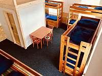 10ti lůžkové pokoje - ubytování Čenkovice