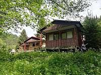 chatka s kuchyňkou - ubytování Klášterec nad Orlicí