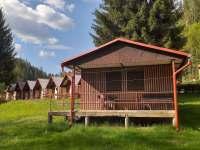 chatka s kuchyňkou - k pronájmu Klášterec nad Orlicí