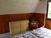 2. ložnice s křesílkem - Klášterec nad Orlicí - Zbudov