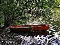 loď na vodě - Klášterec nad Orlicí - Zbudov