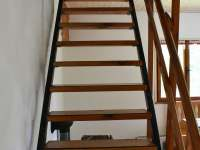 schody k ložnicím - Klášterec nad Orlicí - Zbudov
