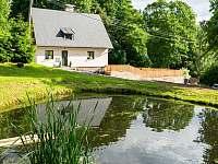 rybníček - chalupa k pronájmu Červená Voda - Šanov