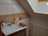 Koupelna horní - Orlické Záhoří