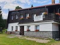 ubytování pro 17 až 20 osob Orlické hory