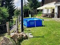 bazém 1,9*2,5 - ubytování Čenkovice