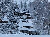 zima 2021 - ubytování Čenkovice