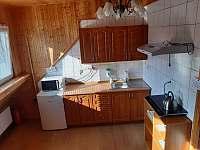 Horní kuchyňka - pronájem chalupy Králíky - Prostřední Lipka