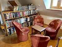 knihovna - Říčky v Orlických horách