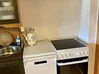 kuchyně - Říčky v Orlických horách