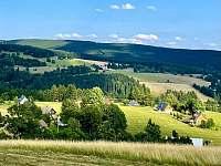 pohled na údolí - Říčky v Orlických horách