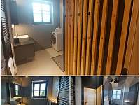 Koupelny 1 a 2 - Rokytnice v Orlických horách - Panské Pole