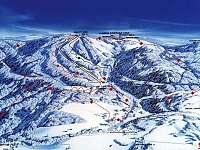 Ski centrum Říčky v OH - Rokytnice v Orlických horách - Panské Pole
