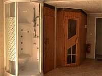 masážní sprchový kout - Horní Třešňovec